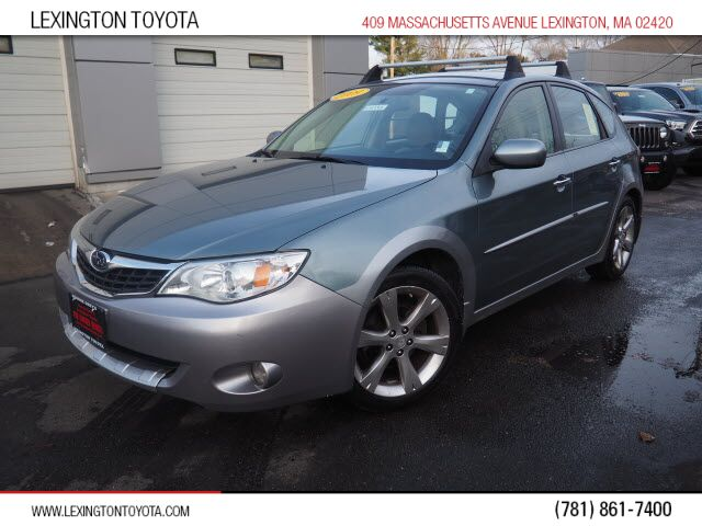 2009 Subaru Impreza Outback Sport Lexington MA