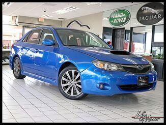 2009_Subaru_Impreza Sedan WRX_w/Premium Pkg_ Villa Park IL
