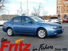 2009_Subaru_Impreza Sedan_i_ Fishers IN