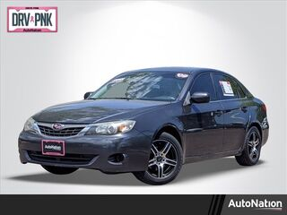 2009_Subaru_Impreza Sedan_i_ Littleton CO