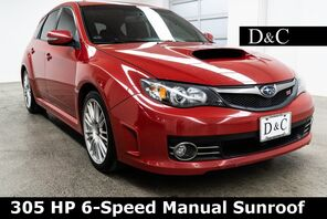 2009_Subaru_Impreza_WRX STi 305 HP 6-Speed Manual Sunroof_ Portland OR