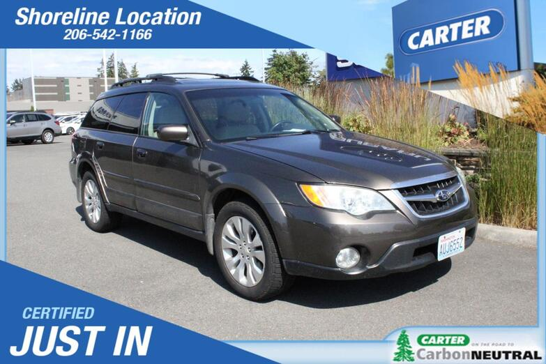 2009 Subaru Outback Ltd Seattle WA