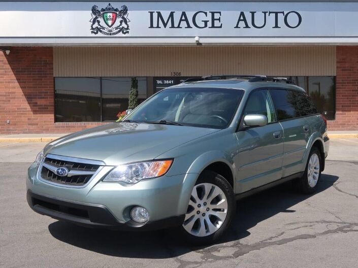 2009 Subaru Outback Ltd w/Nav West Jordan UT
