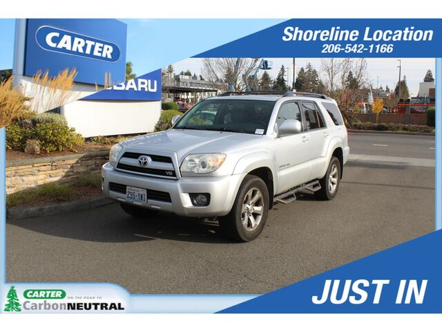 2009 Toyota 4Runner Limited 4WD Seattle WA