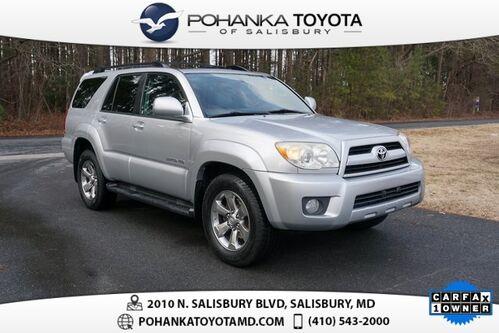 2009_Toyota_4Runner_Limited V6_ Salisbury MD