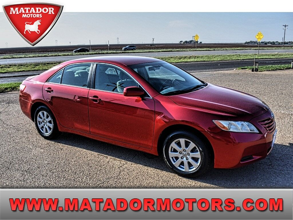 2009 Toyota Camry 4DR SDN I4 AUTO LE (NATL) Wolfforth TX