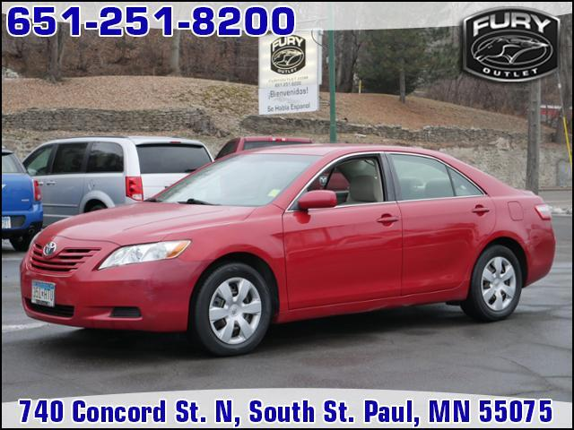 2009 Toyota Camry 4dr Sdn I4 Auto LE St. Paul MN