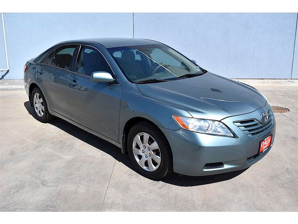 2009 Toyota Camry 4dr Sdn I4 Auto LE Lubbock TX