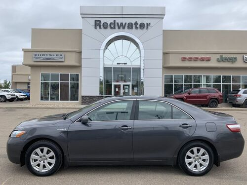 2009_Toyota_Camry Hybrid__ Redwater AB