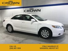 2009_Toyota_Camry Hybrid_**Local 1 Owner Trade In** Sunroof** Full Service History**_ Winnipeg MB