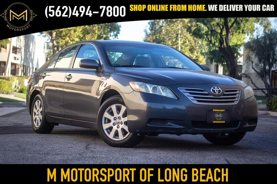 2009_Toyota_Camry_Hybrid Sedan 4D_ Long Beach CA