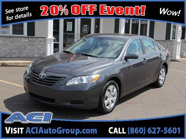 2009 Toyota Camry LE East Windsor CT