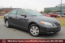 2009 Toyota Camry LE White River Junction VT