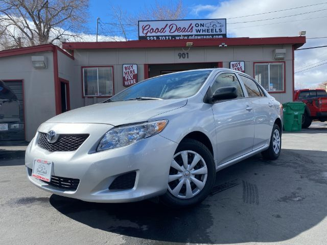 2009 Toyota Corolla Base 4-Speed AT Reno NV