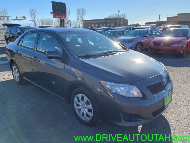 2009 Toyota Corolla LE 4-Speed AT Pleasant Grove UT