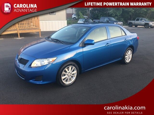 2009 Toyota Corolla LE High Point NC