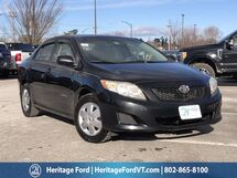 2009 Toyota Corolla LE South Burlington VT