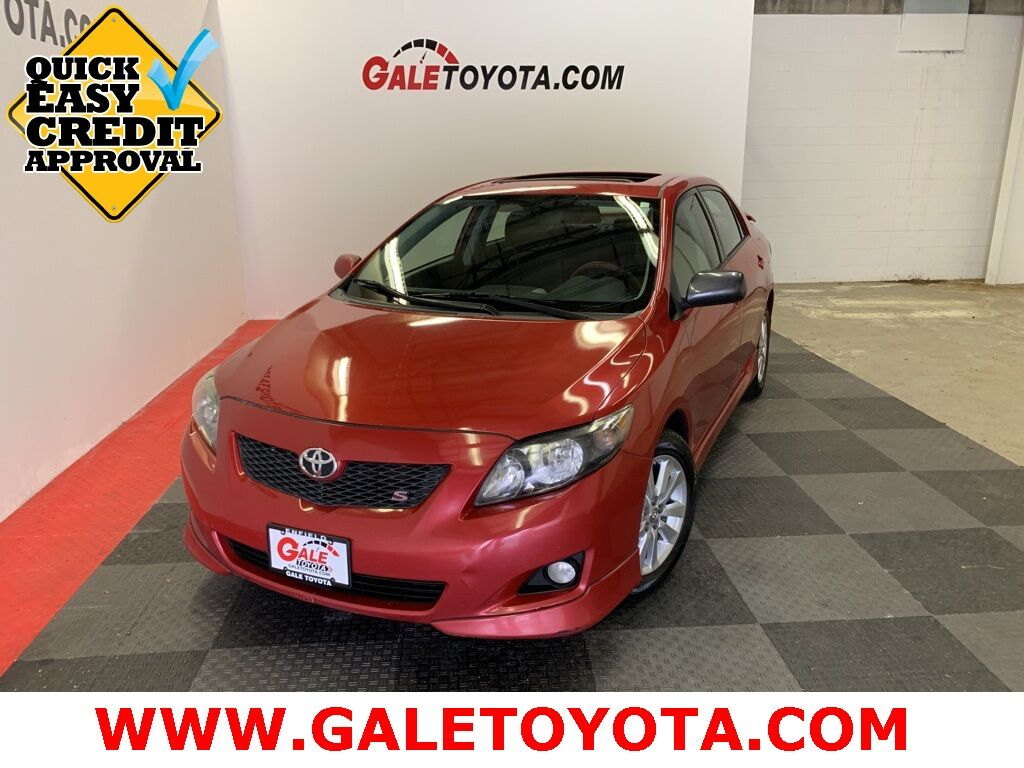 2009 Toyota Corolla S Enfield CT