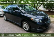 2009 Toyota Corolla S South Burlington VT