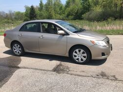 2009_Toyota_Corolla_XLE_ Cleveland OH