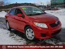 2009 Toyota Corolla XLE White River Junction VT