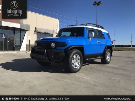 2009 Toyota FJ Cruiser  Wichita KS