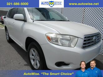2009_Toyota_Highlander 3 ROW_Base_ Melbourne FL