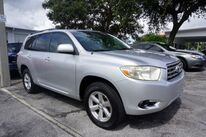 Toyota Highlander Base 2009