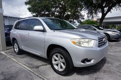 2009_Toyota_Highlander_Base_  FL