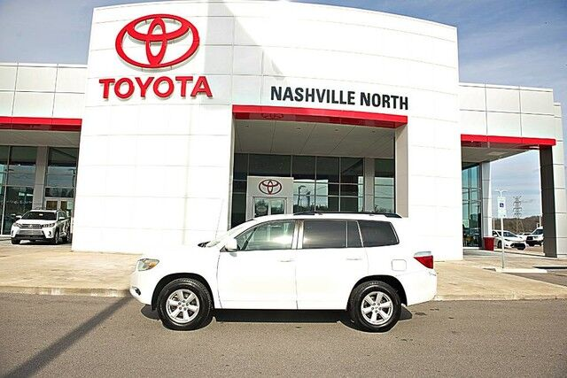 2009 Toyota Highlander Base Nashville TN