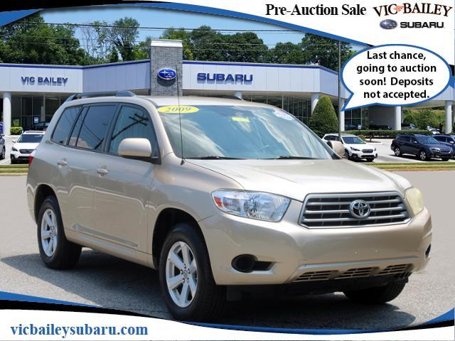 2009 Toyota Highlander Base Spartanburg SC