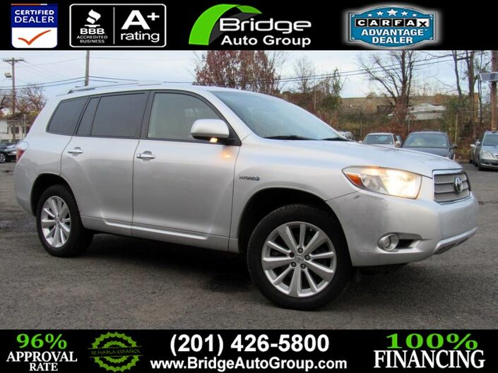 2009 Toyota Highlander Hybrid Limited Berlin NJ