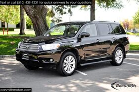 2009_Toyota_Highlander Hybrid Limited_Navigation, 3rd Row Seats, Tow Package, Fully Serviced!_ Fremont CA