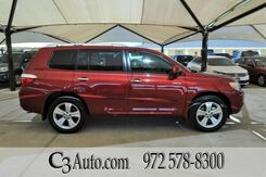 2009_Toyota_Highlander_Limited 4WD 1-Owner_ Plano TX