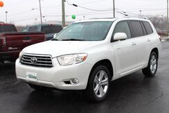 2009_Toyota_Highlander_Limited_ Fort Wayne Auburn and Kendallville IN