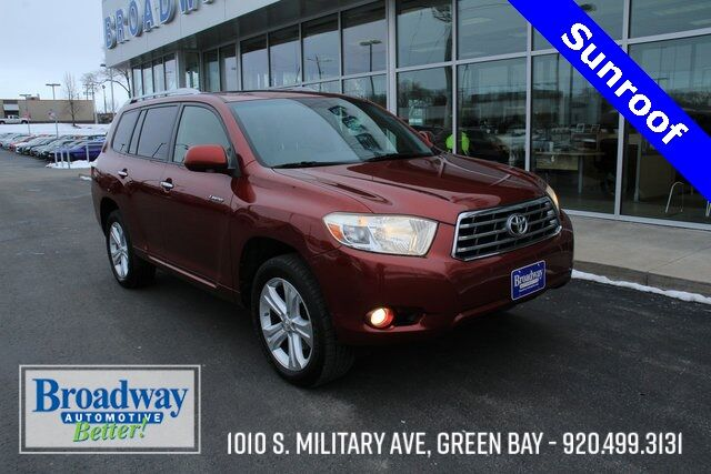 2009 Toyota Highlander Limited Green Bay WI