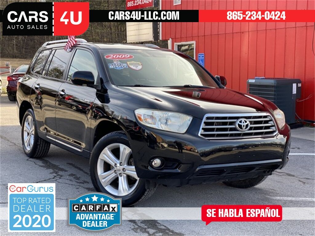 2009 Toyota Highlander Limited Knoxville TN