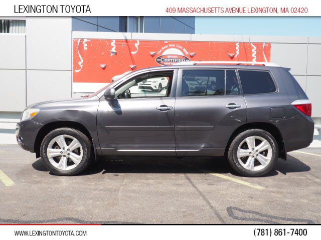 2009 Toyota Highlander Limited Lexington MA