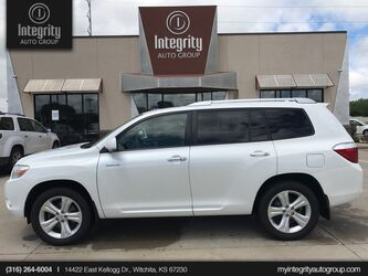 Toyota Highlander Limited 2009