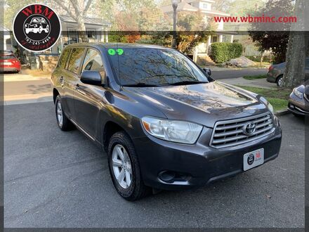 2009_Toyota_Highlander_Plus_ Arlington VA