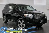 2009 Toyota Highlander Sport 4WD Navi Rear Camera Third Row