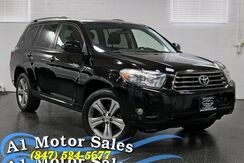 2009_Toyota_Highlander_Sport 4WD Navi Rear Camera Third Row_ Schaumburg IL