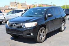 2009_Toyota_Highlander_Sport_ Fort Wayne Auburn and Kendallville IN