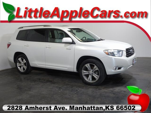 2009 Toyota Highlander Sport Manhattan KS