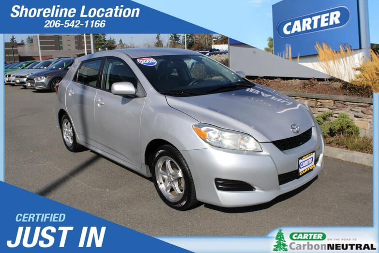 2009 Toyota Matrix  Seattle WA