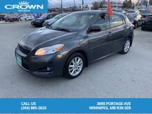 2009_Toyota_Matrix_Automatic *Low Kilometre's/Local/One Owner*_ Winnipeg MB