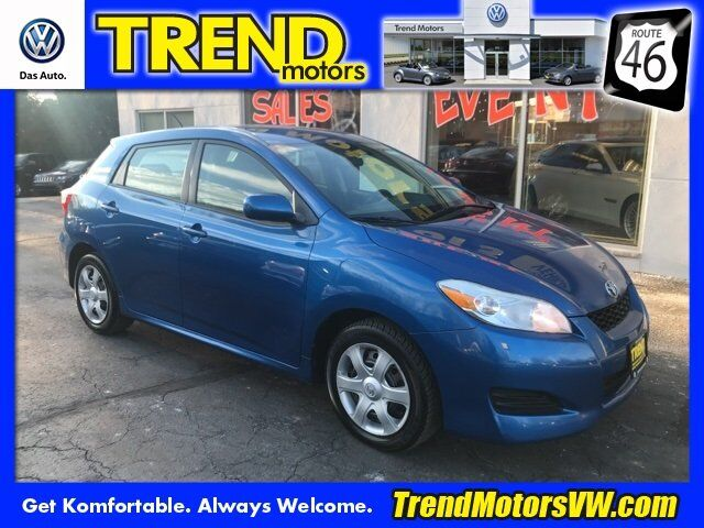 2009 Toyota Matrix Base Morris County NJ