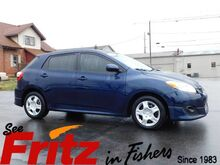 2009_Toyota_Matrix_S_ Fishers IN