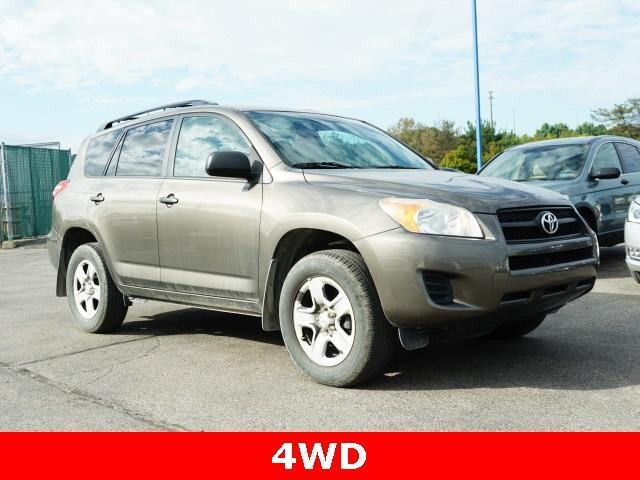 2009 Toyota RAV4 4WD 4dr 4-cyl 4-Spd AT Cranberry Twp PA