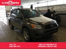 2009_Toyota_RAV4_4WD I4 Sport / One Owner / Local / Great Condition_ Winnipeg MB